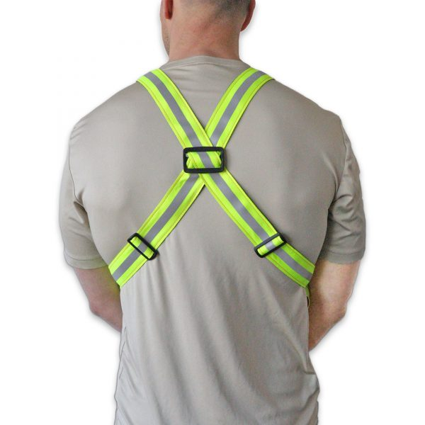 Chest Pack R1001 Back Image