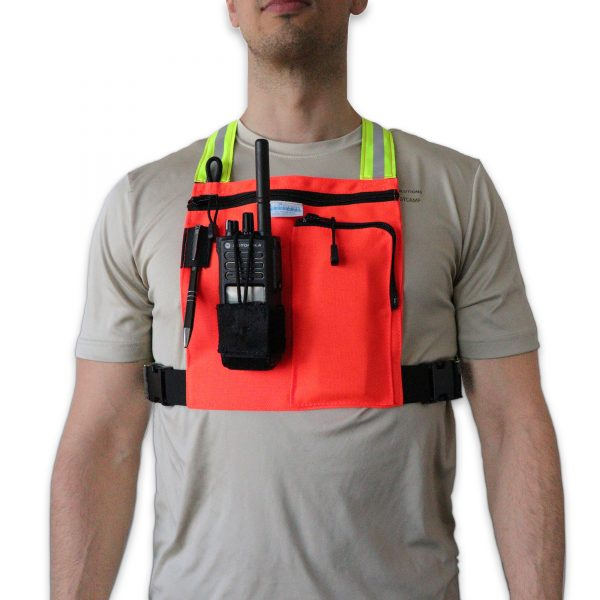 Radio Chest Pack R1002 Front Image
