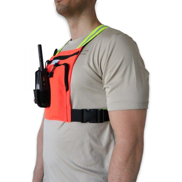 Radio Chest Pack R1002 Right SD